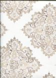 Indo Chic Wallpaper G67372 By Galerie